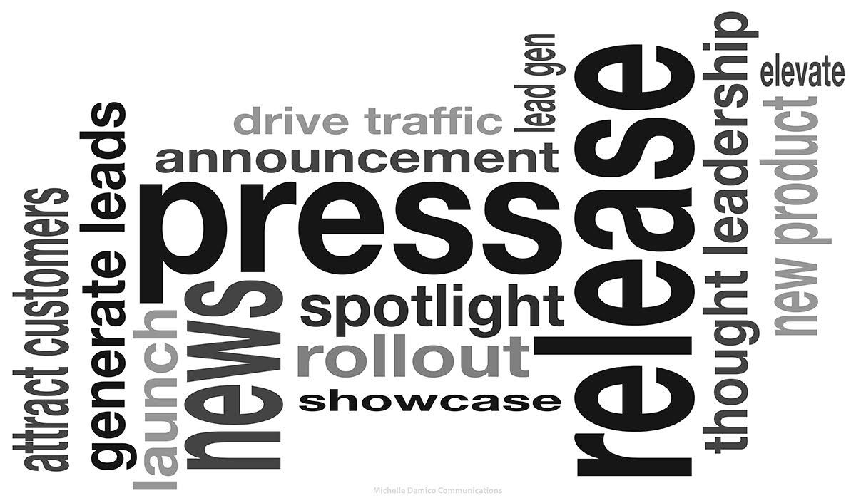PR Proof: Press Releases are Lead Generators, and More!